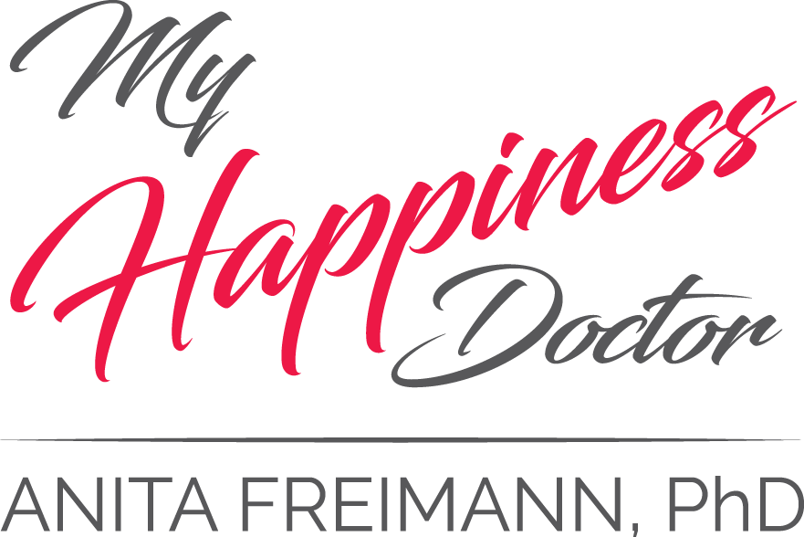 Happiness doctor Anita Freimann